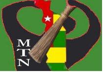 Le Logo du MTN: Mouvement pour un Togo Nouveau